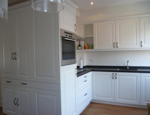 Keuken renovatie te Woerden