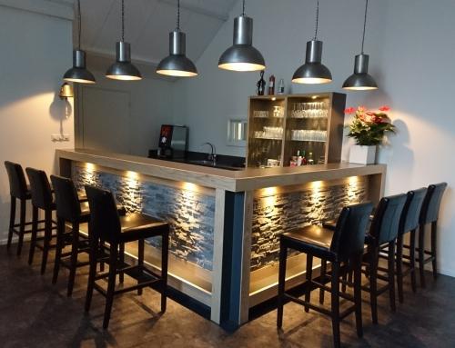 Nieuwe bar voor Brandweer Oudewater