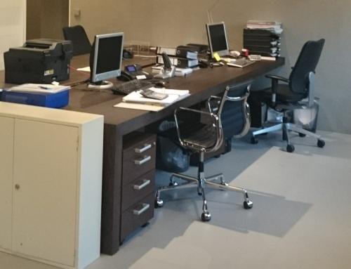 Bureau's in kantoor te Woerden